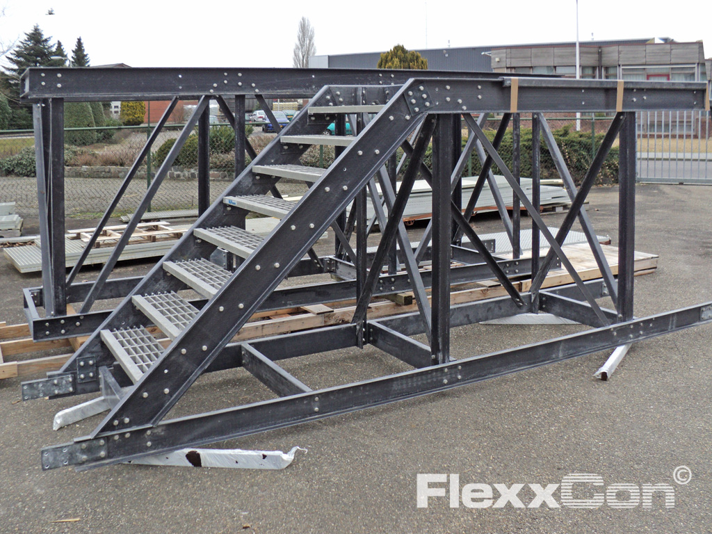 FlexxCon productie bordes