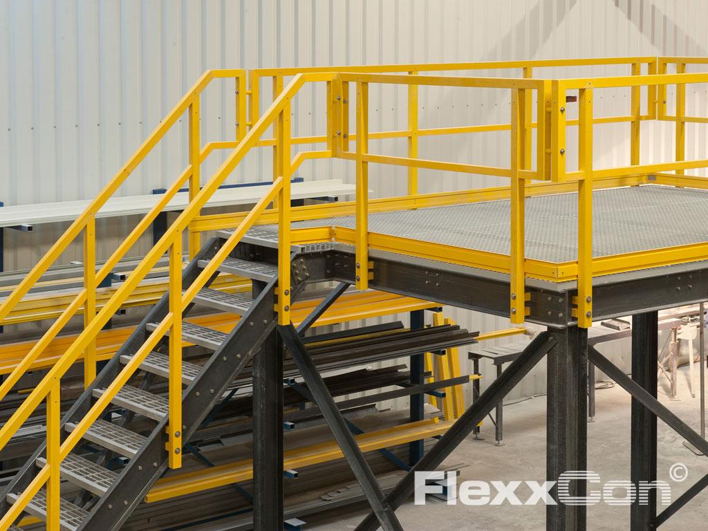 Flexxcon | FRP landings